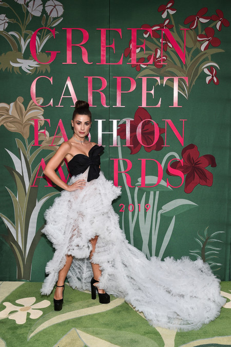 Valentina Marzullo green carpet fashion awards 2019
