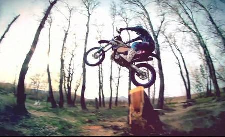 Xavi Galindo Urban Riding