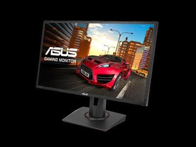 Crece el mercado de los monitores pensados para los jugadores de la casa con el anuncio del Asus MG248Q