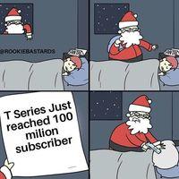 T-Series se convierte en el primer canal de YouTube que supera los 100 millones de suscriptores
