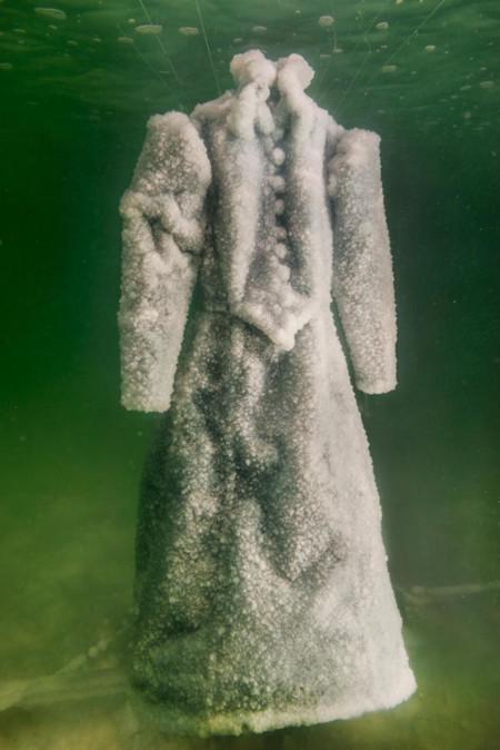 Sigalit Landau Mar Muerto Vestido Sal 7