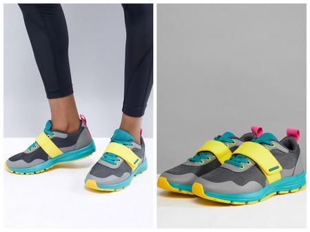 Zapatillas Colores