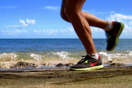 Cómo probar la flexibilidad en tus zapatillas de running