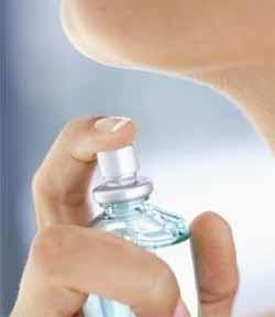 Los perfumes durante el embarazo podrían causar infertilidad en el bebé, según estudio