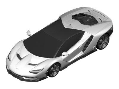 Lamborghini confirma el Centenario LP770-4 para el Salón de Ginebra 2016