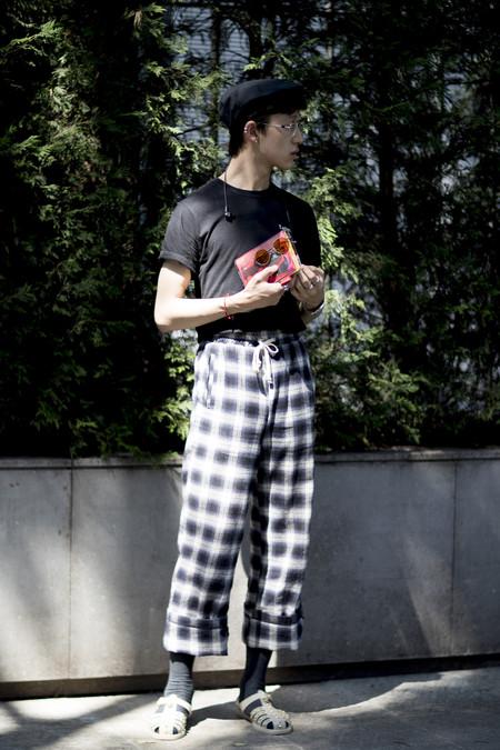 Pantalones Anchos 6