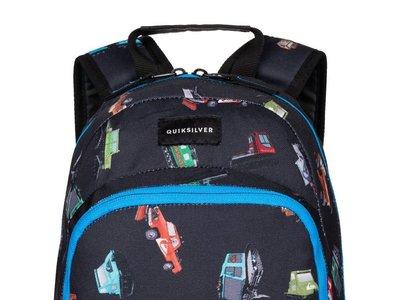 En Ebay podemos comprar la mochila de 12 litros Chompine de Quiksilver por 9,99 euros con envío gratis