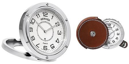 Reloj de viaje de Hermès