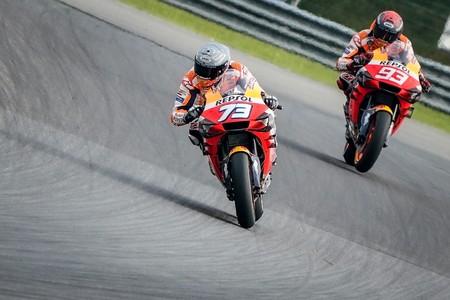 Alex Marquez Marc Marquez Repsol Honda Motogp 2020