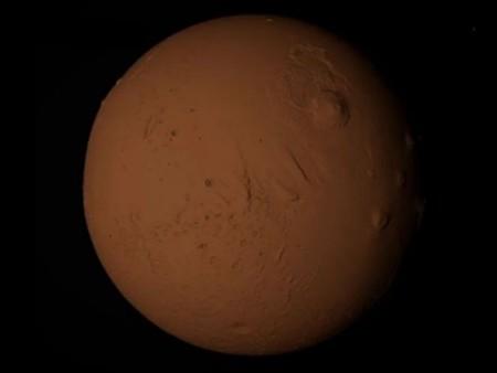 [Vídeo] Nuevo mapa global de Marte