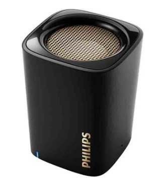 Altavoz portátil Philips BT100B/00 con Bluetooth