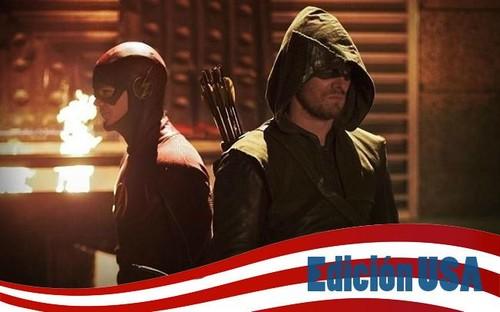 Edición USA: 'The Walking Dead' no tiene techo, el crossover de 'Arrow' y 'The Flash' y más