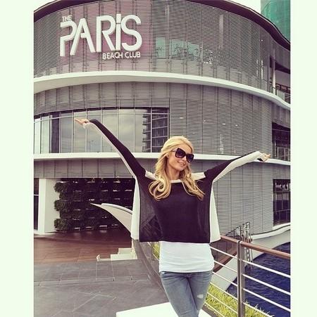 Si vas a Filipinas sabes que tienes que alojarte en el hotel de Paris Hilton, ¡es lo más!