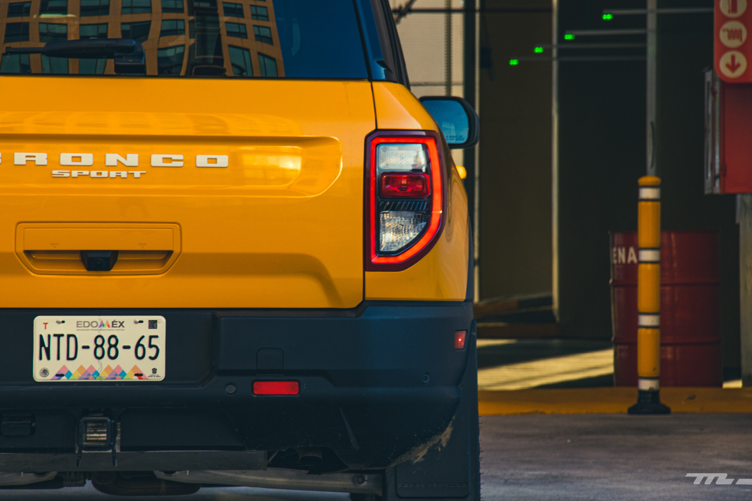 Foto de Ford Bronco Sport, a prueba (26/50)