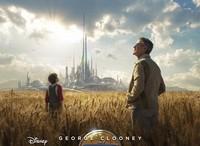 'Tomorrowland - El mundo del mañana' de Brad Bird y Damon Lindelof, cartel