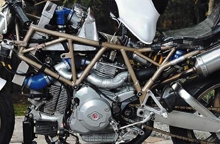 Ducati V-One