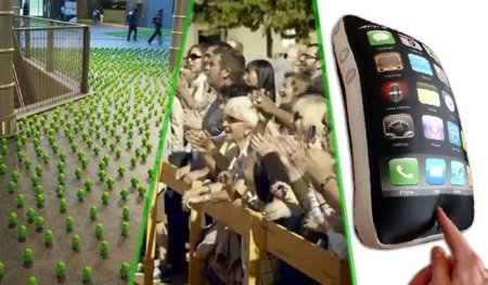 Cojines inteligentes, estaciones invadidas y plazas catalanas, La imagen de la semana