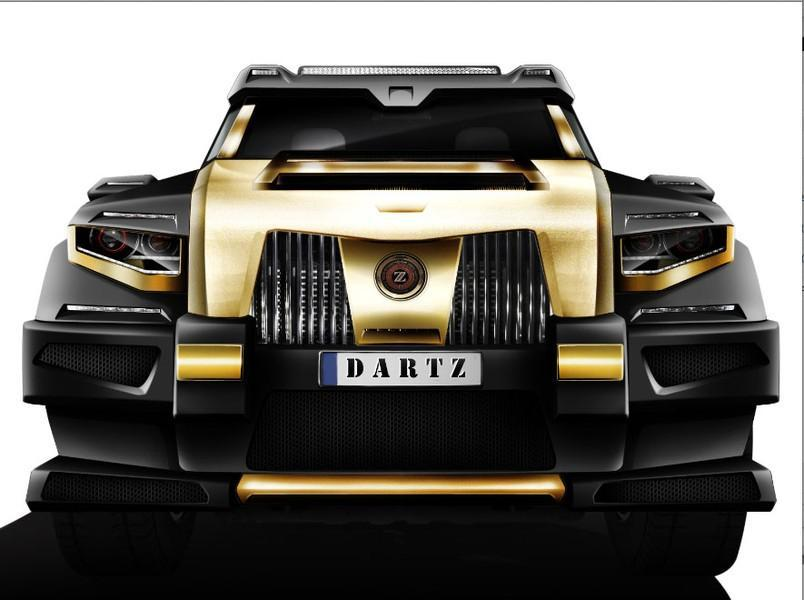 Dartz Black Snake