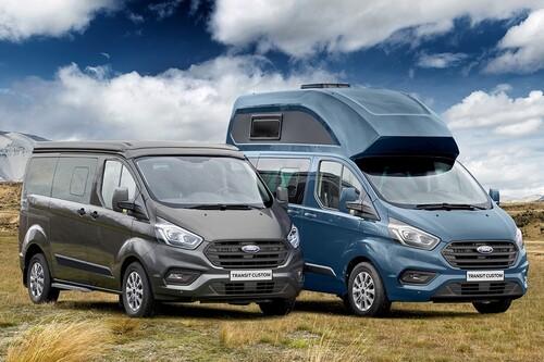 Nueve furgonetas camper muy interesantes más allá de la eterna Volkswagen California