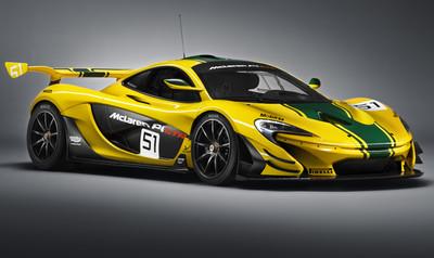Así es el McLaren P1 GTR definitivo