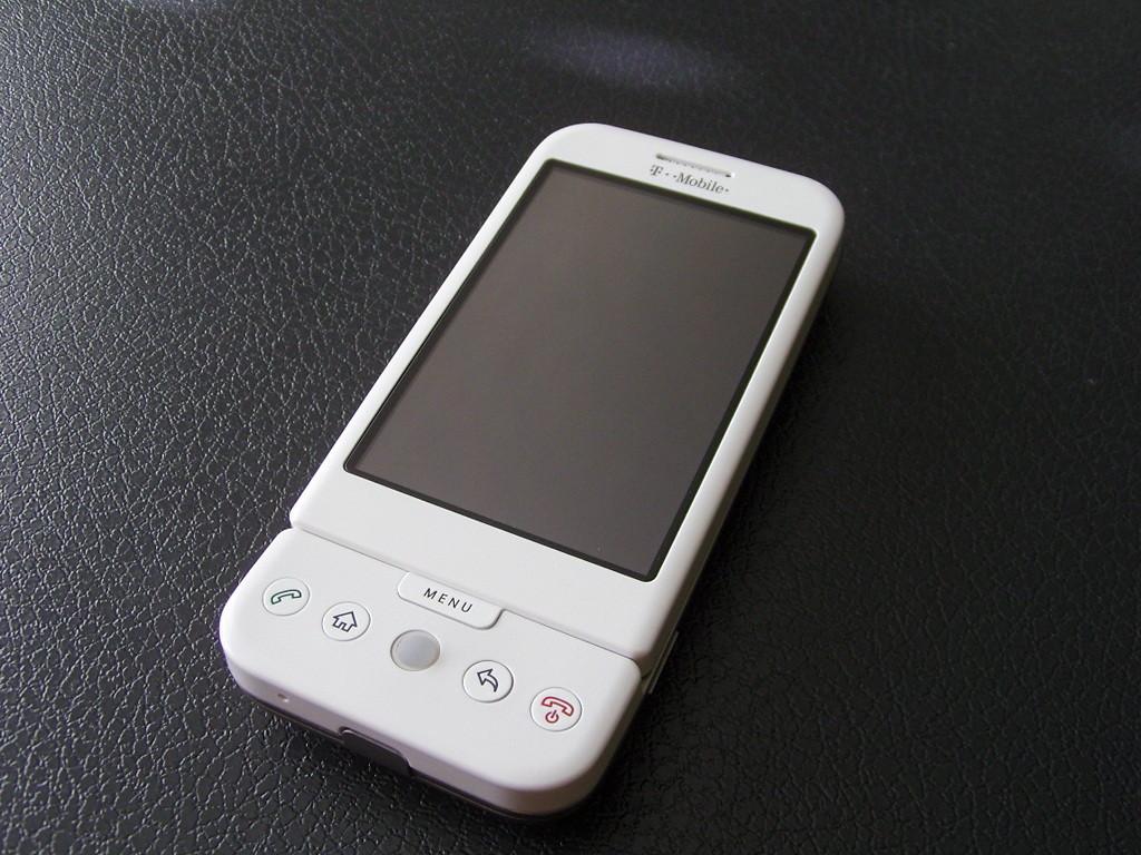 T-Mobile G1 White