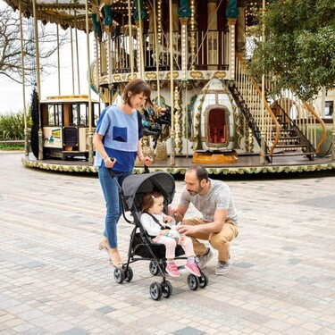 13 sillas de paseo baratas por menos de 51 euros, ideales como segundo cochecito cuando el bebé crece