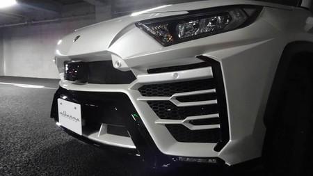 Rav4 Convertida En Lamborghini Urus 1
