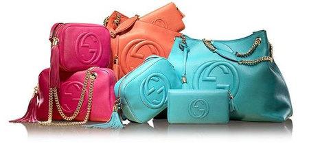 Gucci Soho Bag, nuevos colores radiantes para Primavera-Verano 2013