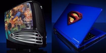 Superman ya tiene sus ordenadores