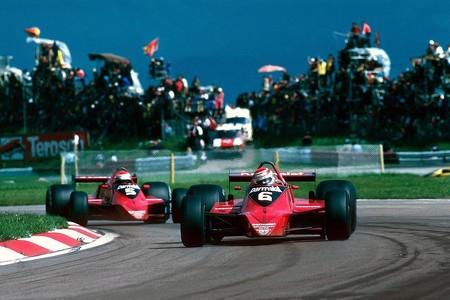 Lauda Piquet Brabham F1
