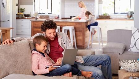 Datos ilimitados en familia