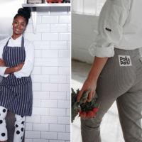 Cocineras y estilosas: PolkaPants, pantalones de diseño para chefs para estar a la moda