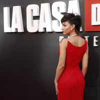 """Los looks (poco acertados) de Úrsula Corberó y sus compañeras de reparto en la premiere de """"La Casa de papel 3"""""""
