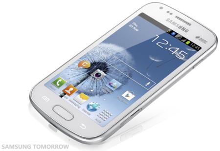 Samsung Galaxy S Duos llega en septiembre
