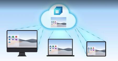 Windows vuelve a los móviles a través de la nube: Windows 365 permitirá ejecutar Windows 10 y Windows 11 en Android