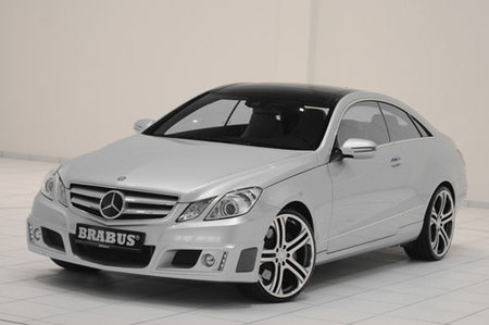 Brabus maquilla el Mercedes-Benz Clase E Coupé