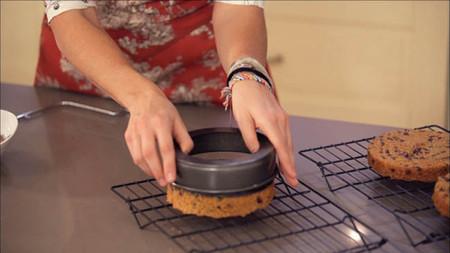 Receta de tarta de Cookies & Cream