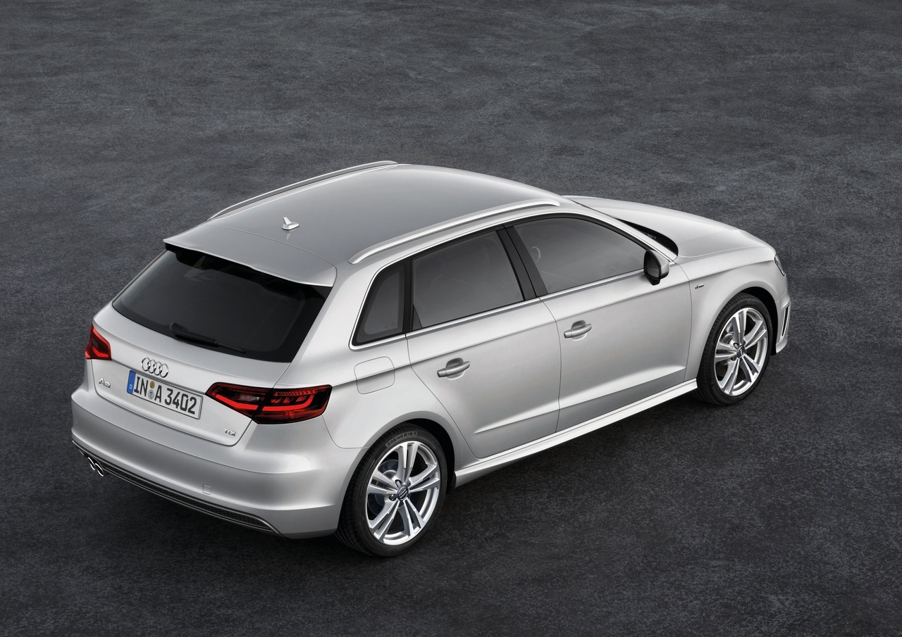 Foto de Audi A3 Sportback 2013 (22/52)