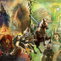 Los Amiibo le sientan de maravilla a Link en Twilight Princess HD en su nuevo tráiler
