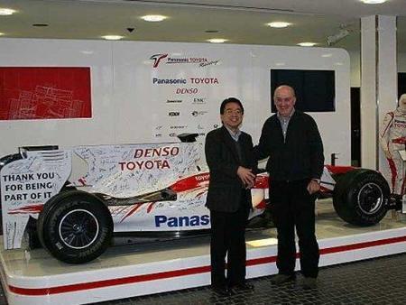 Stefan GP quiere construir su propio circuito para entrar en la Fórmula 1