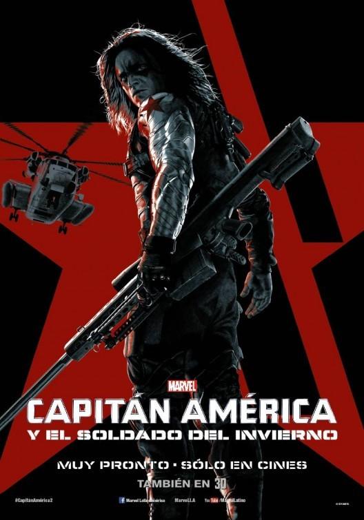 Foto de Carteles de 'Capitán América 2' (23/23)