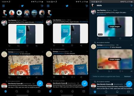 Desactivar Fleets Twitter