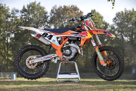 Ktm 450 Sx F Herlings Replica 2019 2