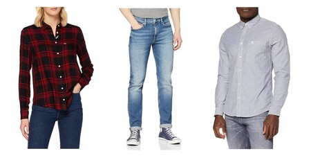 Chollos en tallas sueltas de camisas, pantalones y chaquetas Tommy Hilfiger y Calvin Klein a la venta en Amazon