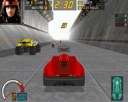 Videojuegos de coches para aprender a conducir