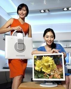 Pantallas Samsung fáciles de transportar