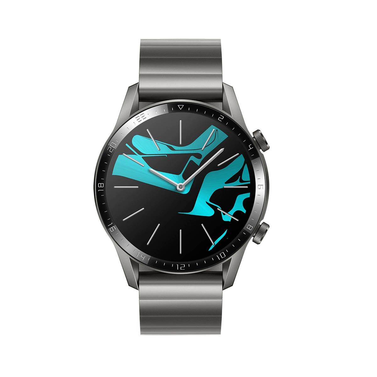 Huawei Watch GT 2 Elegant 46 mm Titanio Smartwatch