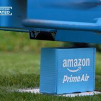 Amazon empezará a probar en Reino Unido su sistema Prime Air de envío por drones