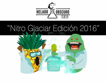 Crea tu propio helado y gana en el concurso Nitro Glaciar 2016 de Helado Oscuro