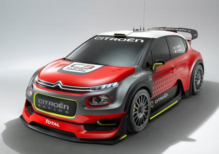 Citroën C3 WRC Concept: la apuesta de Citroën para el Mundial de Rallies, lista para París